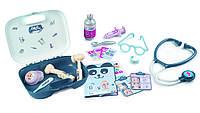 Игровой набор Smoby Toys Уход за куклой с аксессуарами для ухода и лечения