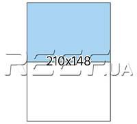 TAMA™ Этикетка A4 - 2 штуки на листе 210x148 (100 листов)