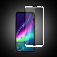 Защитное цветное стекло Mocolo (CP+) на весь экран для телефона Huawei Honor Note 10