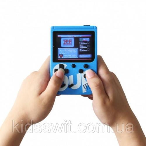 Игровая консоль приставка с дополнительным джойстиком dendy SEGA 168 и 3