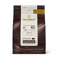 "Чорний шоколад ""Callebaut 811"" 54,5% -100 г (Фасовка)"