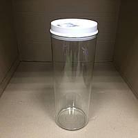 Пластиковая емкость для хранения сыпучих продуктов 2,3 л Турция