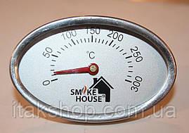 Термометр для коптильні, гриля, барбекю, BBQ, фото 2