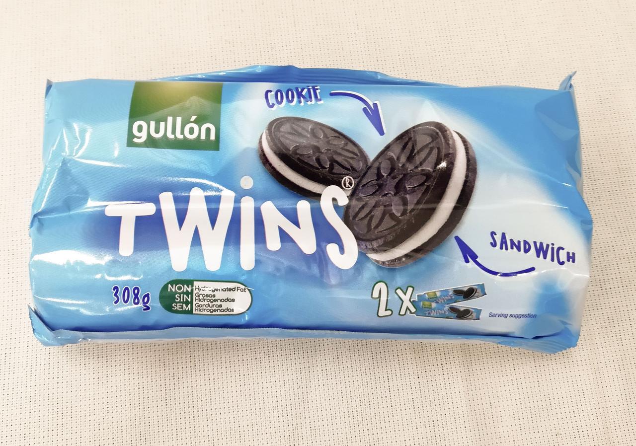 Сэндвич печенье Gullon Twins 308 gramm