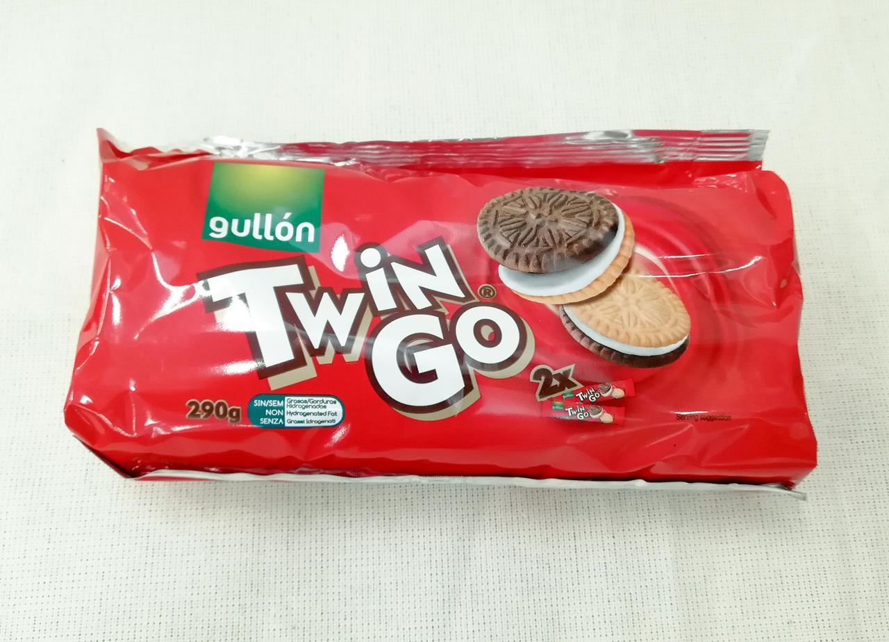 Сэндвич печенье Gullon Twin Go 290 gramm