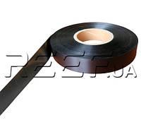 TAMA™ Сатиновая лента двухсторонняя SRF101BD 40 мм x 200 м (чёрная) Премиум, фото 1