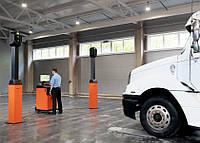 Стенд Развал схождения Techno Vector 7 Truck универсальный (НОВИНКА)