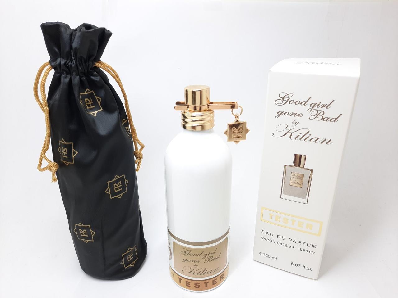 Тестер женской парфюмированой воды Kilian Good Girl Gone Bad MONTALE  (Килиан Гуд Герл Гон Бэд) 150 мл