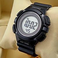 Водонепроницаемые ударопрочные оригинальные детские часы для спорта моря Skmei 1485 на полиуретановом ремешке