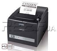 Citizen Принтер чеков Citizen CT-S310II (USB + RS-232)