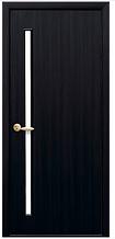 Глория - Венге Браун 3d (60, 70, 80, 90см). Коллекция Квадра. Межкомнатные двери МДФ Новый Стиль
