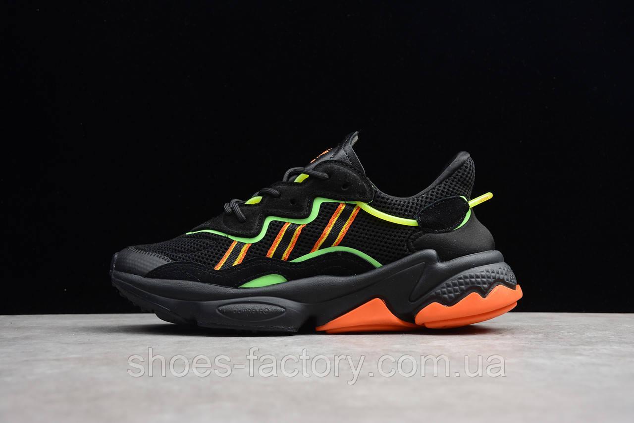 Мужские кроссовки в стиле Adidas Ozweego Adiprene, Black