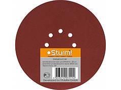 Шлифбумага круглая 225мм, зерно 150, 20шт Sturm DWS6016-9150
