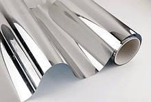 Авто плівка CARLIKE сонцезахисна дзеркальна 50 x 152см прозора світловідбиваюча (AVp-011-50)