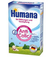 Хумана Антиколик Humana Anticolic при вздутии, 300 г