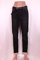 Женские  утепленные джинсы больших размеров,зауженные, фото 1