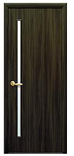 Глория - Кедр (60, 70, 80, 90см). Коллекция Квадра. Межкомнатные двери МДФ Новый Стиль