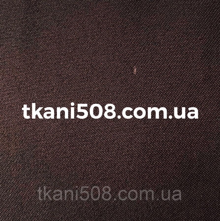 Ткань Мадонна Т.Коричневый