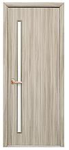 Глория - Сандал (60, 70, 80, 90см). Коллекция Квадра. Межкомнатные двери МДФ Новый Стиль