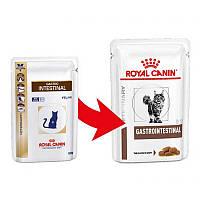 Royal Canin (Роял Канин) Gastro Intestinal Feline Диета для кошек при нарушении пищеварения 85гр х 12шт