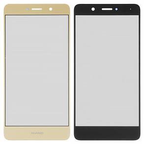 Скло модуля для Y7 2017 (TRT-LX1), Huawei Nova Lite+ ,золотий, фото 2