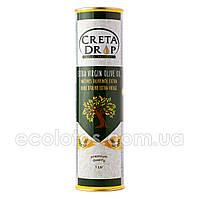"""Оливковое масло """"Creta Drop"""" Extra Virgin 1 л, Греция"""