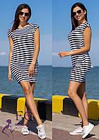 """Платье тельняшка """"L.V - Lite"""", фото 1"""
