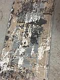 СОВРЕМЕННЫЙ КОВЕР ASMARA 613 СЕРЫЙ, фото 2