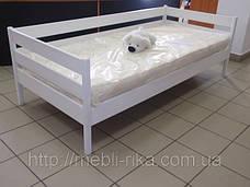Ліжко Нота (80*190) (Бук/Масив) (з доставкою), фото 3