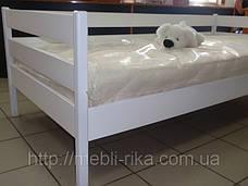 Ліжко Нота (80*190) (Бук/Масив) (з доставкою), фото 2