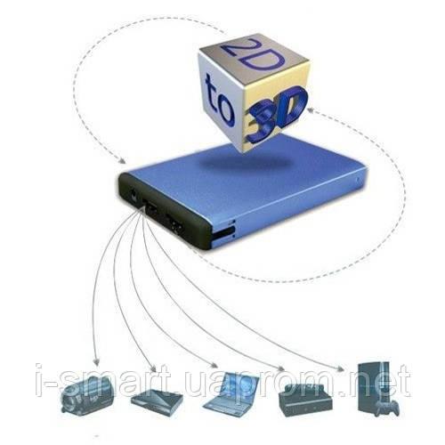 3-D конвертер (из 2D тв делает 3D)