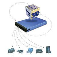 3-D конвертер (из 2D тв делает 3D), фото 1