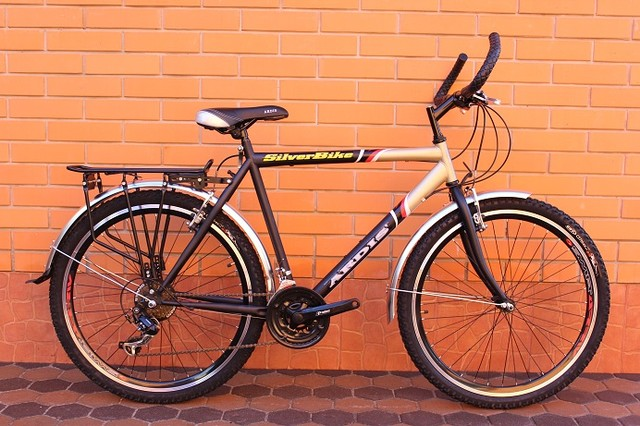 "Велосипед Ardis Silver Bike 26""."