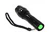 Фонарик тактический POLICE 158000W BL-1831-T6, ручной фонарь аккумуляторный, фото 3
