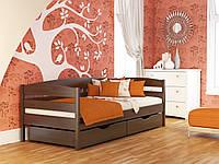 Кровать Нота Плюс (90*200) (Бук/Щит) (с доставкой)