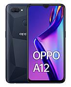 Смартфон OPPO A12 3/32GB Black (Черный)