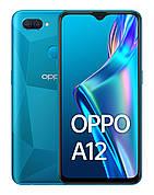 Смартфон OPPO A12 3/32GB Blue (Синий)
