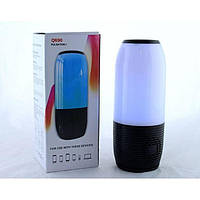 Портативная bluetooth колонка JBL Q690 Pulse FM MP3 Чёрная
