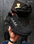 Мужские кроссовки Under Armour Hovr (черные) Рефлективные KS 1512, фото 3