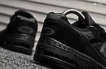 Мужские кроссовки New Balance 991 (черные) KS 1515, фото 3