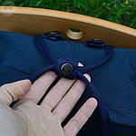 Спортивный рюкзак Kanken Fjall Raven 16L Dark Blue Рефлектив (темно-синий) - Унисекс 467KN, фото 3