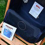 Спортивный рюкзак Kanken Fjall Raven 16L Dark Blue Рефлектив (темно-синий) - Унисекс 467KN, фото 5