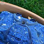 Спортивный рюкзак Kanken Fjall Raven 16L Blue Fable Рефлектив (синий) - Унисекс 332KN, фото 3