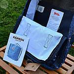Спортивный рюкзак Kanken Fjall Raven 16L Blue Fable Рефлектив (синий) - Унисекс 332KN, фото 5