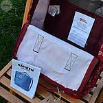 Спортивный рюкзак Kanken Fjall Raven 16L Fu man totem Рефлектив (малиновый) - Унисекс 337KN, фото 3