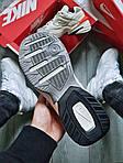 Женские демисезонные кроссовки Nike M2K Tekno White/Orange (бело-оранжевые) 480GL, фото 6
