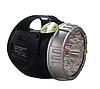 Портативный радиоприемник с фонарем NS-065U-1, фото 4