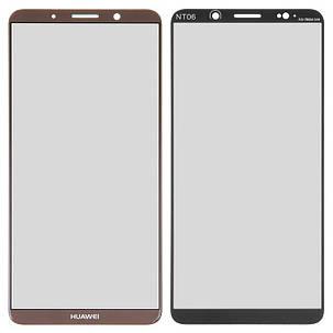 Скло модуля для Huawei Mate 10 Pro brown, фото 2