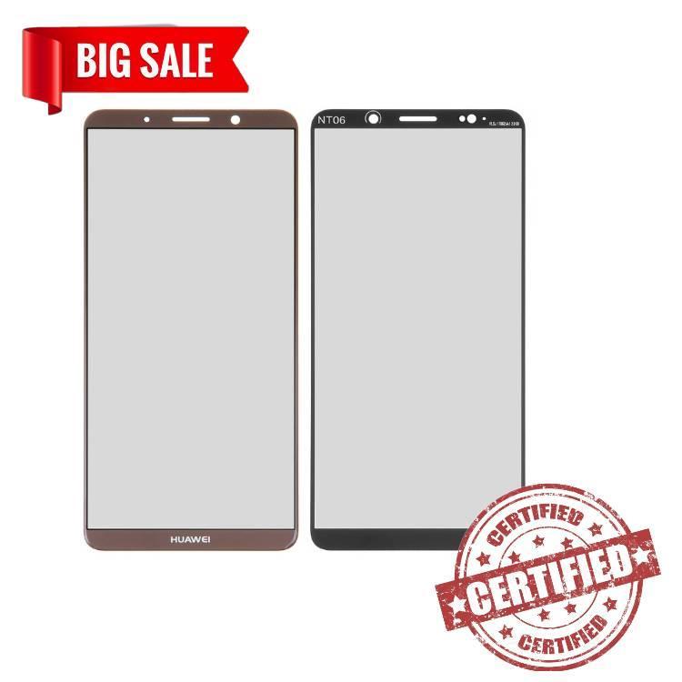 Скло модуля для Huawei Mate 10 Pro brown