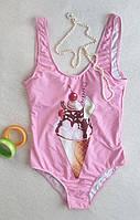 Купальник женский стильный мороженное